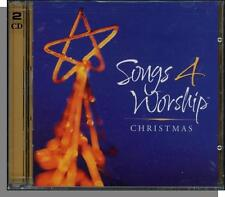 Songs 4 Worship: Christmas - Greatest Praise Songs of All Time - New Double CD!