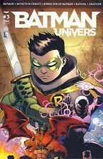 BATMAN UNIVERS 3 URBAN COMICS ETAT NEUF