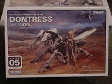 Zoids Limited Panzer Tier Dontress Mint in Box