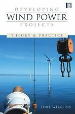 Developing Wind Power Projects: Theory and Practice-ExLibrary