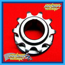 "GO KART "" ENGINE SPROCKET "" 10 TOOTH SHORT SHAFT YAMAHA KT100S & EURO ENGINES"