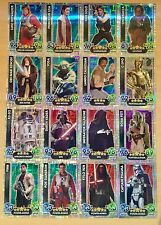 Force Attax - Star Wars Movie Card Serie 4 - 1 Holo-Karte 193-224 zum aussuchen