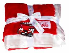 Case IH For Kids Soft Baby Blanket New With Tags Licensed