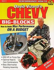 How to Build Chevy 454, 427, 402, 396 Big Blocks Max Performance on a Budget