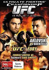 UFC #55 - Fury (DVD, 2006)