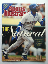 1990 SEATTLE MARINERS KEN GRIFFY JR. ROOKIE 4-7-90 Sports Illustrated NO LABEL