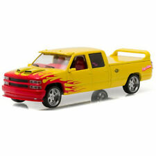 1/43 Greenlight 1997 Chevy Silverado SS Custom Cab Kill Bill Pussy Wagon 86481