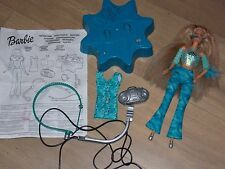 BARBIE POPSTAR DOLL 1998 WITH ACCESSORIES RARE