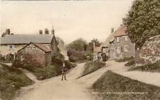Brook Street Moreton Pinkney Nr Woodford Halse pc used 1923 Rexatone