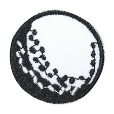 ID 1524 Golf Ball Recreation Sports Lover Embroidered Iron On Applique Patch