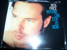 Rick Price Nothing Can Stop Us Now Australian Promo CD Single SAMP664