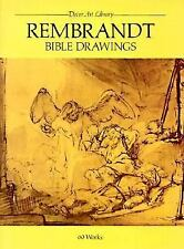 Rembrandt Bible Drawings: 60 Works (Dover Art Library)