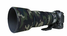 Nikon 200 500mm f5.6 ED VR Neoprene lens protection cover AP Camouflage