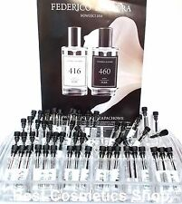 FM 20 x Samples PURE - Replaces Classic Collection - New Fragrances Launched