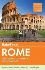 Fodor's Rome: with the Best City Walks & Scenic Day Trips (Full-color Travel Gui