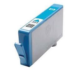 HP364   CYAN  Cartridge NO INK EMPTY used chipped   original  EMPTY  HP 364
