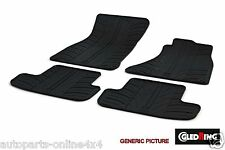 LAND ROVER FREELANDER 2 (07-15) 4p-front&rear GLEDRING GOMMA TAPPETINI AUTO-rhd0705