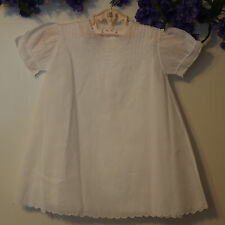2 Pcs. VTG Layette Baby Girl Newborn Clothes, for Big Dolls & Bears, Gently Used