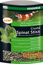 Dennerle Spinach Stixx - Spinach Sticks for Cherry Crystal Tiger Shrimp
