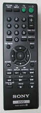 Sony RMT-D187A DVD Remote Control