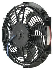 "10 Inch Radiator Fans, Set of 2 10"" Fans with Mounting Kit,Curved Blade,Quiet"