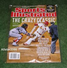 2013 BOSTON RED SOX~SPORTS ILLUSTRATED~WORLD SERIES CHAMPIONS~ST.LOUIS CARDINALS