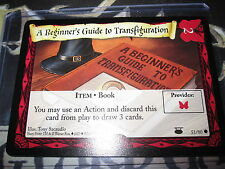HARRY POTTER TCG A BEGINNER'S GUIDE TO TRANSFIGURATION 51/ 80 COM EN MINT NEUF