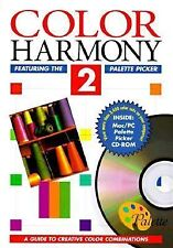 Color Harmony 2 with The Palette Picker: A Guide to Creative Color Com-ExLibrary