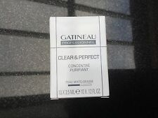Gatineau clear and & perfect purifying concentrate oily skin face facial serum
