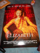 "ELIZABETH(1998)KATE BLANCHETT 27""BY40"" ROLLED"