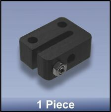 ANTI-BACKLASH DELRIN NUT (miniature) FOR CNC 6 mm M6 LEAD SCREW - 1 piece