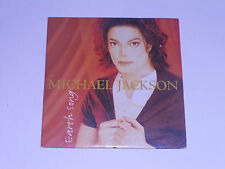 Michael Jackson - earth song - cd single