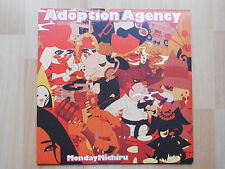 Promo-vinyl LP: adoption Agency-Monday Michiru