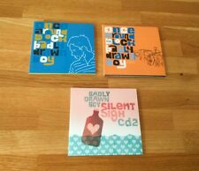 Badly Drawn Boy Job Lot 3x UK CD Singles Once Around The Block Silent Sigh