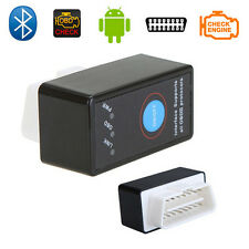 Super Mini ELM327 v2.1 OBD2 OBDII Bluetooth Adapter Auto Scanner TORQUE ANDROID