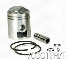 Vespa 150cc Deflector Piston Ring Kit VBA VBB VGLA VGLB NOS 1st Oversize 0.2mm