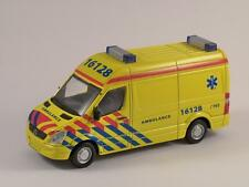 MERCEDES SPRINTER AMBULANCE - 1/50 scale model by Burago