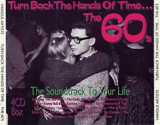 TURN BACK THE HANDS OF TIME... THE 60's / 4 CD-BOX (MAINLINE 2699832)