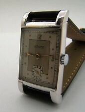 JAEGER LECOULTRE UNIPLAN 10K GOLD FILLED MANUAL WINDING CAL.11 LO FROM THE 50's