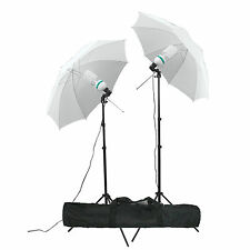 Lampe Photo Studio 135 W parapluie light stand Set Kit d'éclairage continu