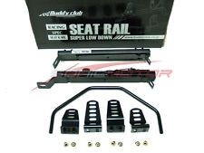 Buddy Club Racing Spec Seat Rail Bracket For 89-98 Nissan 240SX S13 S14 Right