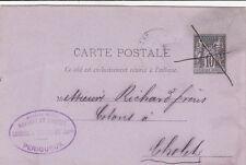 PERIGUEUX tampon maison Navarre et Lacoste écrite