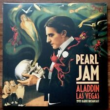 Pearl Jam - Aladdin Las Vegas '93 Radio LP [Vinyl New] Limited White Color 2LP