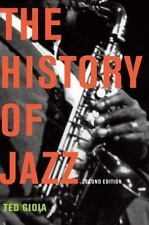 The History of Jazz, Gioia, Ted, New Book