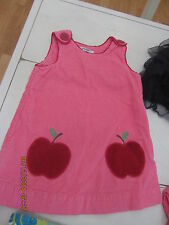 Lot of 4 pieces  6-12 Months Girl Clothes (baby boden, naartjie,old navy etc)