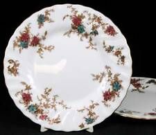 Minton ANCESTRAL 2 Bread & Butters Bone China GREAT CONDITION WREATH BS S376