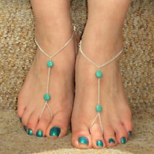 Sexy Chain Anklet Ankle Bracelet Foot Barefoot Jewelry Sandal Beach Wedding Gift
