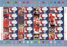 GS-010 - World Cup 2002 Generic Smilers Stamp Sheet