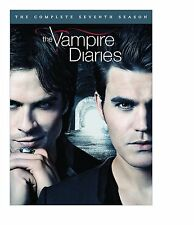 THE VAMPIRE DIARIES  - SEASON 7 -  DVD - REGION 1 - sealed