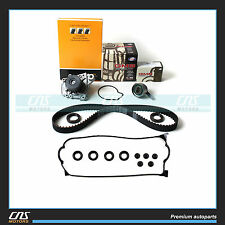 96-00 Honda Civic 1.6L Timing Belt Kit Water Pump Valve Cover Gasket D16Y5 D16Y7